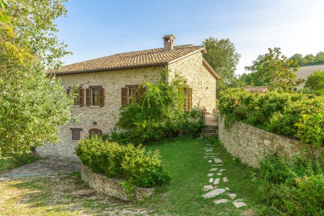 Noord Le Marche Urbino Villa LMV2310A Terras