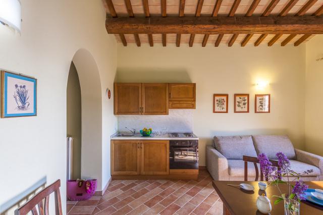 Noord Le Marche Urbino Villa LMV2310B Woonkeuken