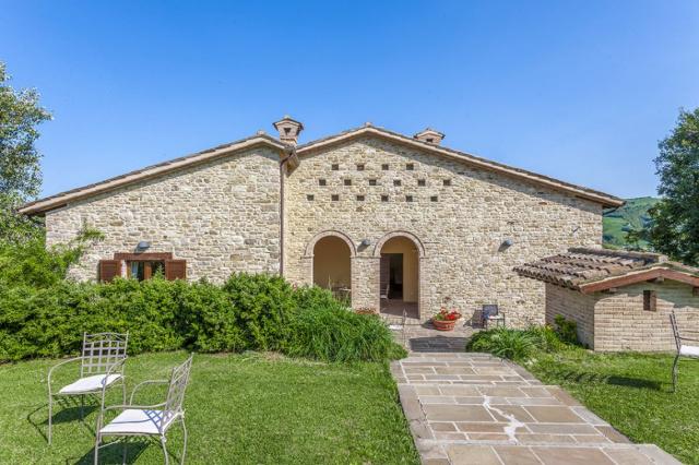 Noord Le Marche Urbino Villa Zwembad 7