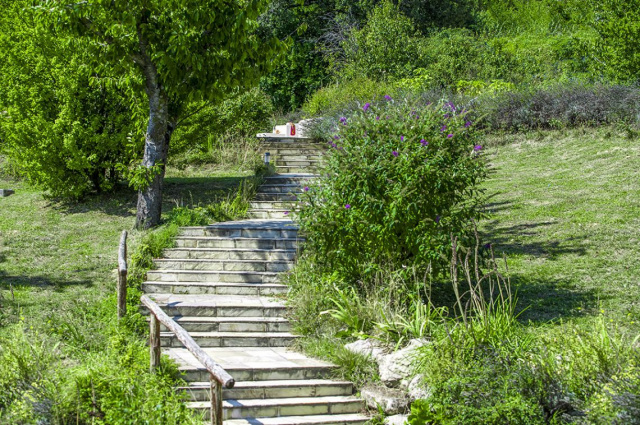 Noord Le Marche Urbino Villa Zwembad 8