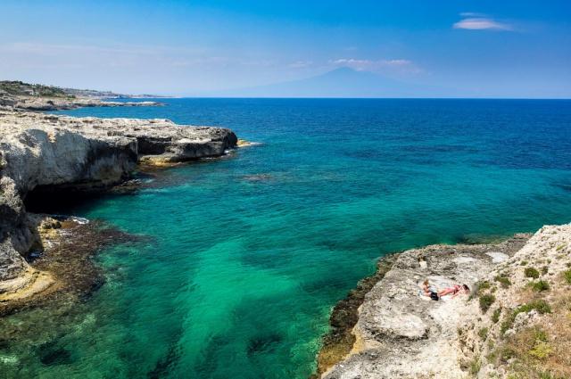 Oost Sicilie Villa Direct Aan Zee 1