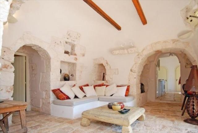 Originele Trullo Voor 8p Met Pool In Puglia 7