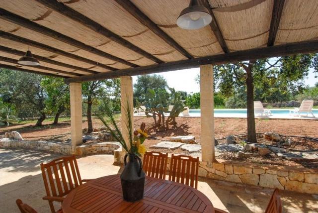 PV0540 Masseria Met Zwembad 9