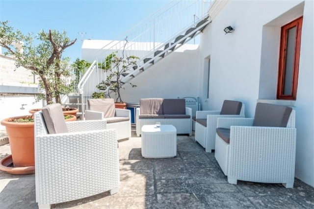 Penthouse Appartement Voor 6p Monopoli Puglia 18