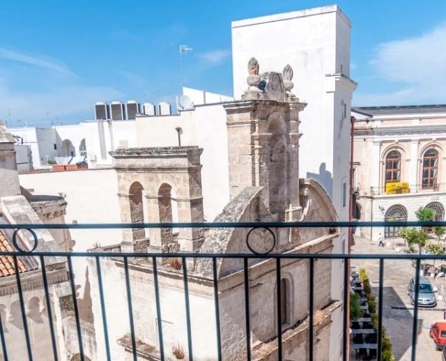 Penthouse Appartement Voor 6p Monopoli Puglia 28