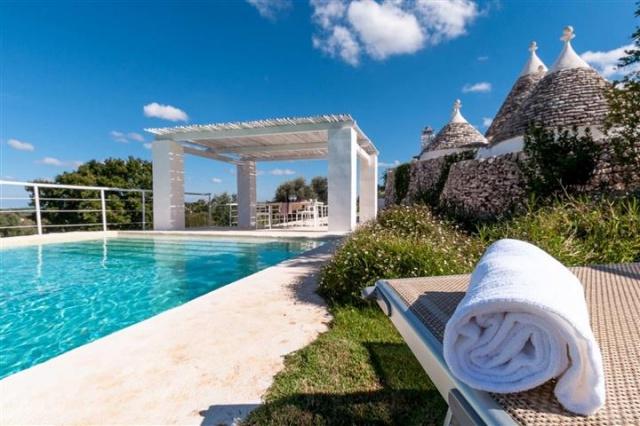 Prachtige Luxe Trullo Met Pool Vlakbij Ostuni In Puglia 1b