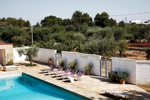 Prachtige Villa Voor 16p Met Zwembad In Puglia 24