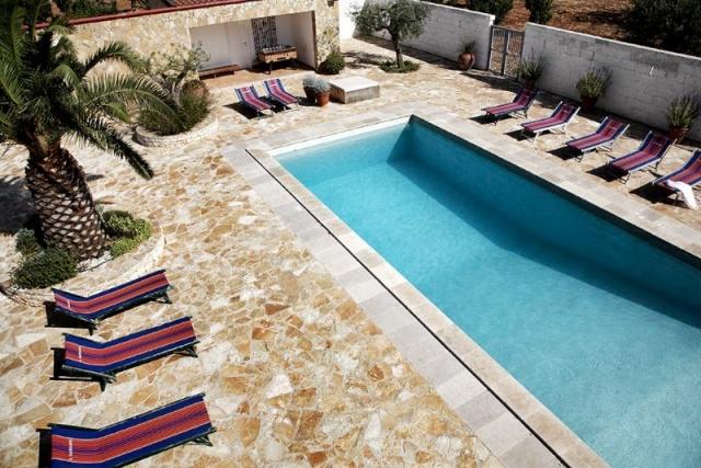 Prachtige Villa Voor 16p Met Zwembad In Puglia 25