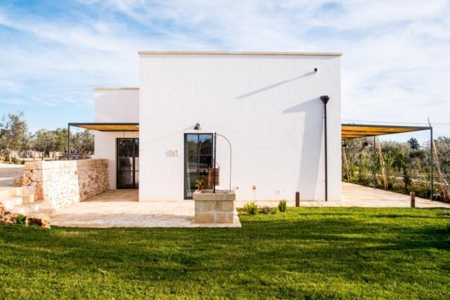 Puglia Alberobello Klein Trulli Complex 20