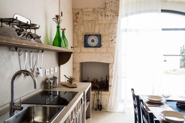 Puglia Alberobello Klein Trulli Complex 32