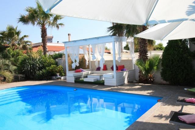 Puglia Gallipoli Woning Met Pool 2