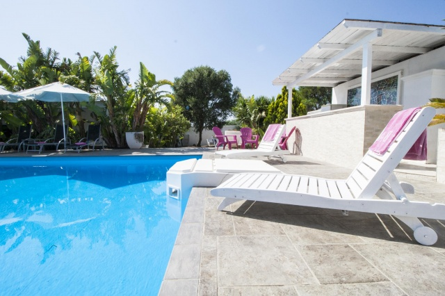 Puglia Gallipoli Woning Met Pool 4