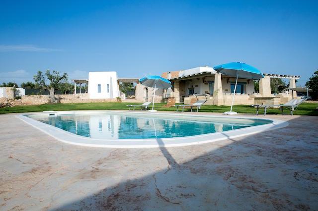 Puglia Luxe Trullo Met Zwembad In Salento 2