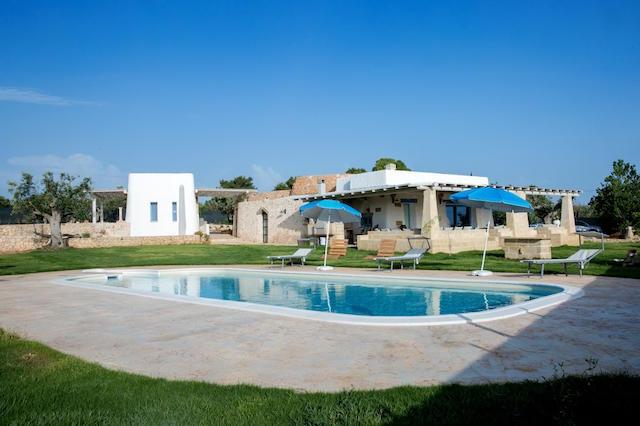 Puglia Luxe Trullo Met Zwembad In Salento 4