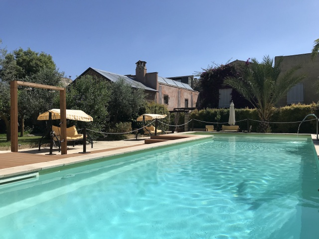 Puglia Patu Groot Appartement Met Zwembad 1