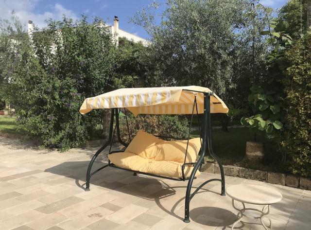 Puglia Patu Groot Appartement Met Zwembad 5