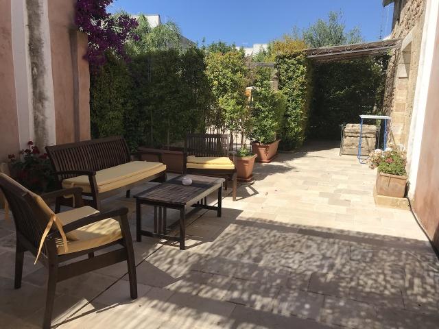 Puglia Patu Groot Appartement Met Zwembad 7a