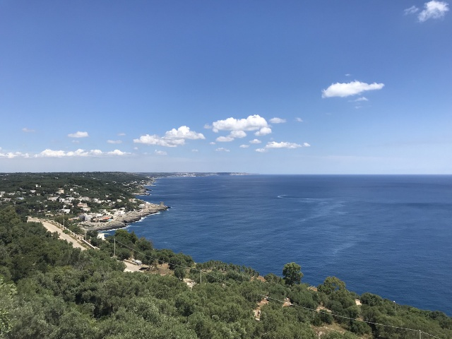 Puglia Patu Groot Appartement Met Zwembad 9