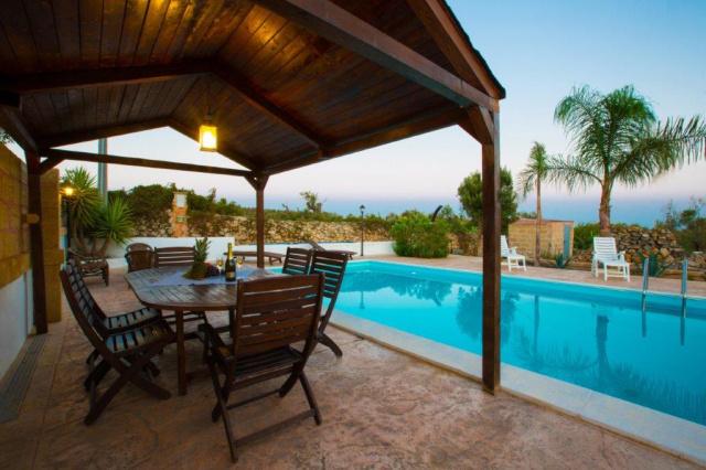 Puglia Gallipoli Vakantievilla Met Zwembad En Zeezicht 3