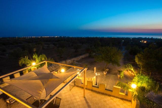 Puglia Gallipoli Vakantievilla Met Zwembad En Zeezicht 33