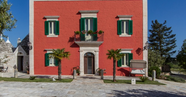 Puglia Groeps Accommodatie In Zuid Italie 8