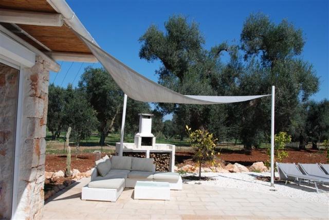 Puglia Trullo Met Prive Zwembad Brindisi San Michele Salentino 44