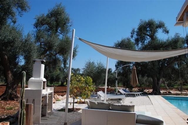 Puglia Trullo Met Prive Zwembad Brindisi San Michele Salentino 46