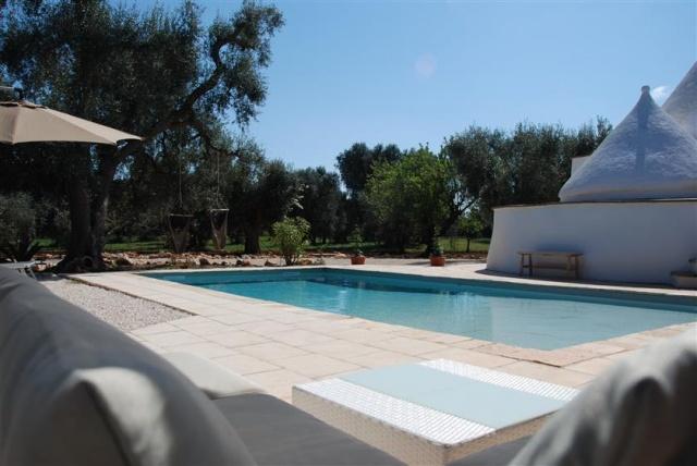 Puglia Trullo Met Prive Zwembad Brindisi San Michele Salentino 48