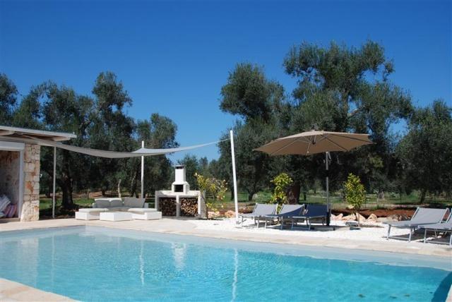 Puglia Trullo Met Prive Zwembad Brindisi San Michele Salentino 51