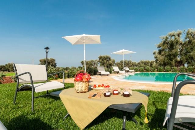Puglia Vakantie Trullo Prive Zwembad Nabij Kust 7