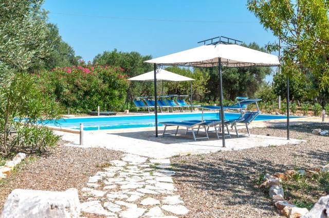 Puglia Vakanties Vakantie Trullo Met Zwembad Bij Castellana Grotte 2