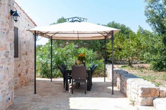 Puglia Vakanties Vakantie Trullo Met Zwembad Bij Castellana Grotte 41