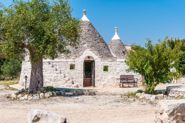 Puglia Vakanties Vakantie Trullo Met Zwembad Bij Castellana Grotte 43