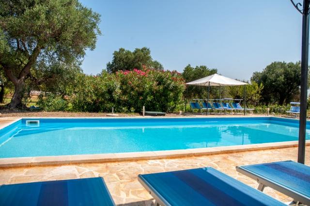 Puglia Vakanties Vakantie Trullo Met Zwembad Bij Castellana Grotte 6