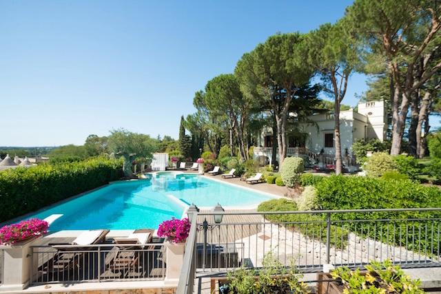 Puglia Vakanties Vakantievilla Fasano Met Zwembad 11