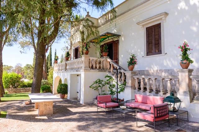 Puglia Vakanties Vakantievilla Fasano Met Zwembad 24