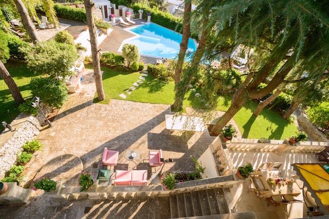 Puglia Vakanties Vakantievilla Fasano Met Zwembad 26
