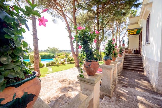 Puglia Vakanties Vakantievilla Fasano Met Zwembad 27