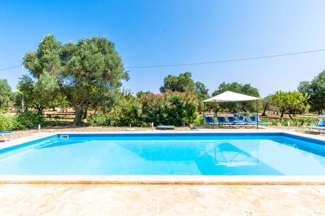 Puglia Vakantiess Trullo Met Zwembad Bij Castallana Grotte 37