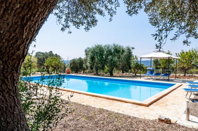 Puglia Vakantiess Trullo Met Zwembad Bij Castallana Grotte 4