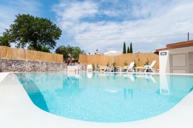 Puglia Villa Met Zwembad Bij Noci 1