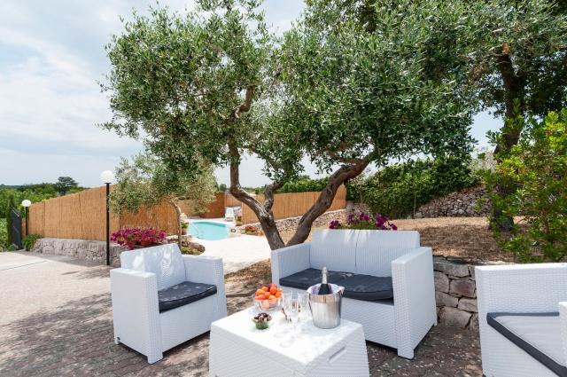 Puglia Villa Met Zwembad Bij Noci 14