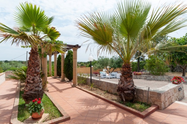 Puglia Villa Met Zwembad Bij Noci 21