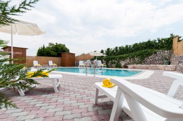 Puglia Villa Met Zwembad Bij Noci 9