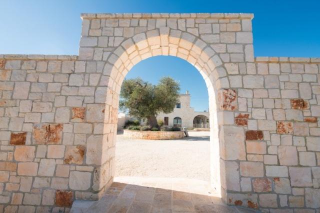 Puglia Villa Prive Zwembad Ceglie 18