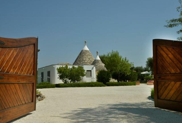 Puglia Zuid Italie Luxe Trullo Met Zwembad 24