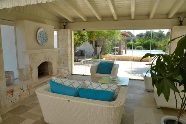 Puglia Zuid Italie Luxe Trullo Met Zwembad 26