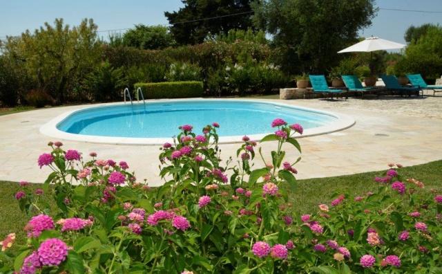 Puglia Zuid Italie Luxe Trullo Met Zwembad 32