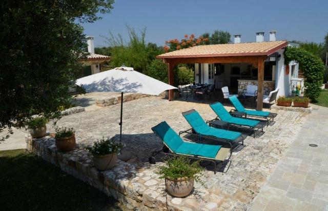 Puglia Zuid Italie Luxe Trullo Met Zwembad 34