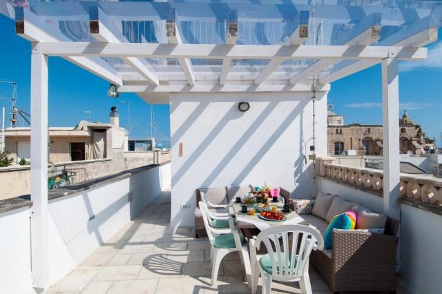 Puglia Vakantiehuis Aan Zee Bij Monopoli 1
